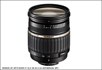 Tamron SP AF17-50MM F/2.8 XR Di II LD Aspherical IF