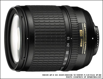 Nikon AF-S DX Zoom-Nikkor 18-135mm f/3.5-5.6G IF-ED