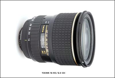 Tokina 16-50/2.8 DX