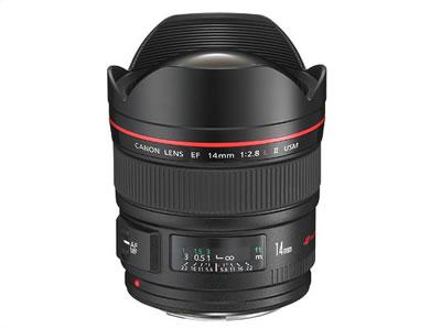 Canon EF 14mm F/2.8 L II USM