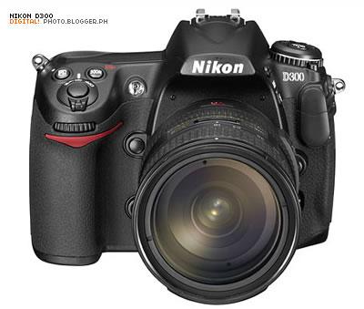 Nikon D300 now shipping.