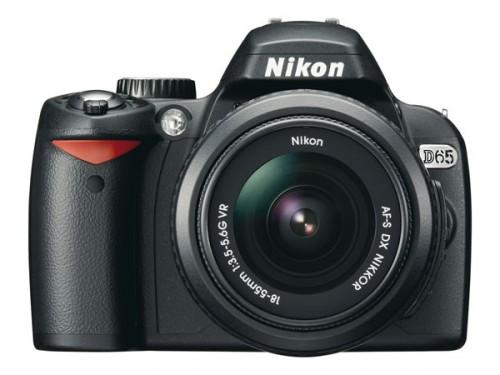 Nikon D65
