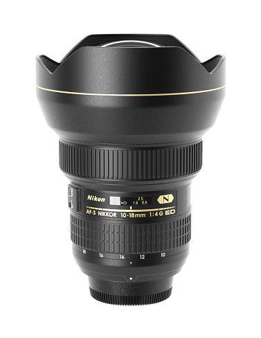 Nikon AF-S Nikkor 10-18mm f/4 G ED N