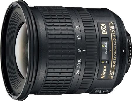 AF-S DX Nikkor 10-24mm F3.5-4.5G ED