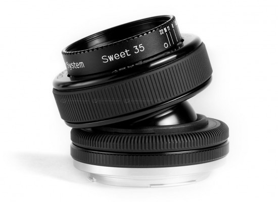 Lensbaby Composer Pro+ Sweet 35
